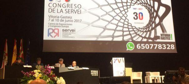 XV Congreso SERVEI